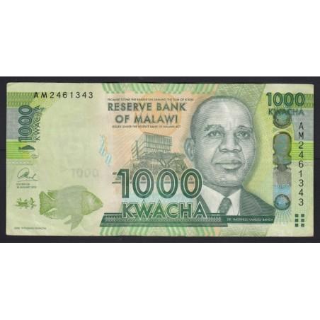 1000 kwacha 2013
