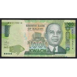 1000 kwacha 2014