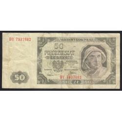 50 zlotych 1948