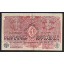 1 korona 1919 - 7000ES SORSZÁM
