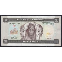 1 nakfa 1997