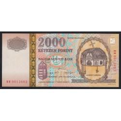 2000 forint 2000 - MILLENIUM