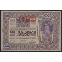 10000 kronen 1918