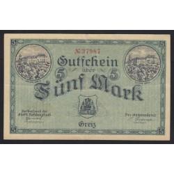 5 mark 1918