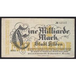 1.000.000.000 mark 1923 - Hilden