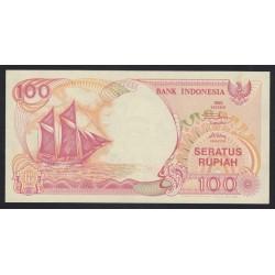 100 rupiah 1996
