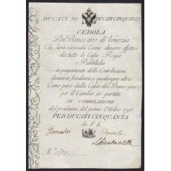 50 ducati 1978 - Velence Habsburg megszállása