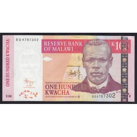 100 kwacha 2009