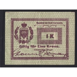 1 krone 1914 - Czernowitz Krím