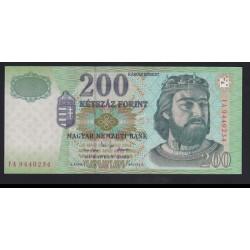 200 forint 2002 FA