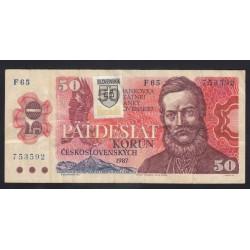 50 korun 1993