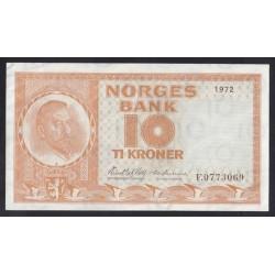 10 kroner 1972