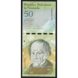 50 bolivares 2007
