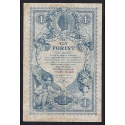 1 gulden/forint
