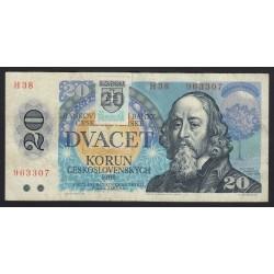 20 korun 1993