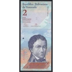 2 bolivares 2013