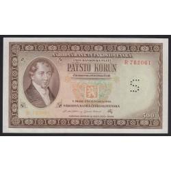 500 korun 1946 - SPECIMEN