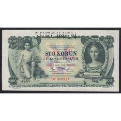 100 korun 1931 - SPECIMEN