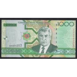 1000 manat 2005