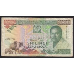 1000 shilings 1990