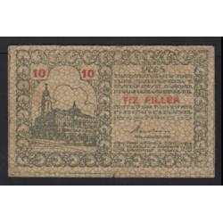 10 fillér 1919 - Pécs