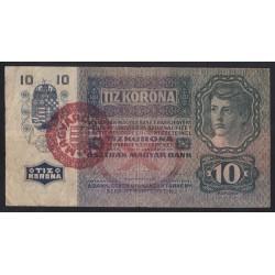 10 kronen/korona 1920