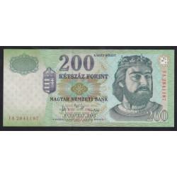 200 forint 2007 FA