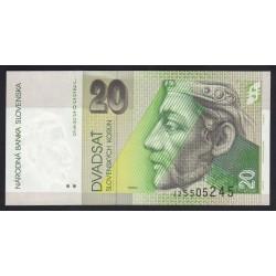 20 korun 1999