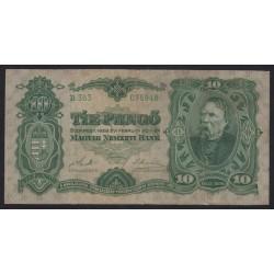 10 pengõ 1929