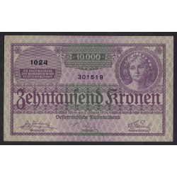 10000 kronen 1924