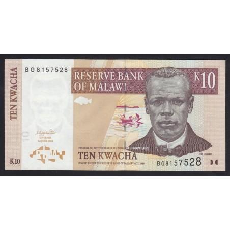 10 kwacha 2004