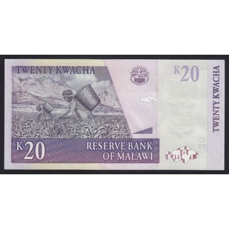 20 kwacha 2004