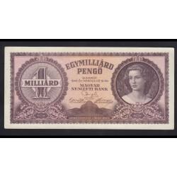1.000.000.000 pengõ 1946