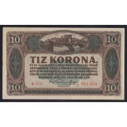 10 korona 1920