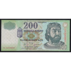 200 forint 2003 FA