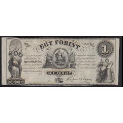 1 forint 1852