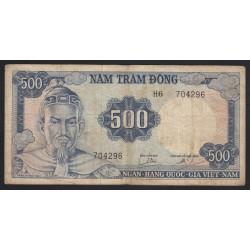 500 dong 1966