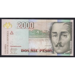 2000 pesos 2012