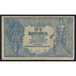5 korona 1919
