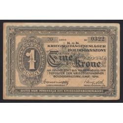 1 korona/kronen 1916 - Boldogasszony