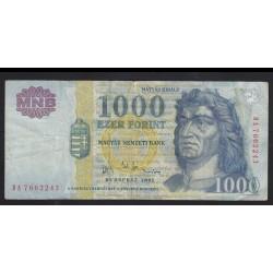 1000 forint 2002 DA