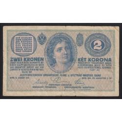 2 korona 1914