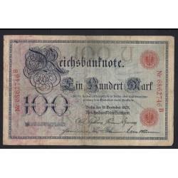 100 mark 1905