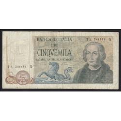 5000 lire 1971