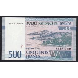 500 francs 1994