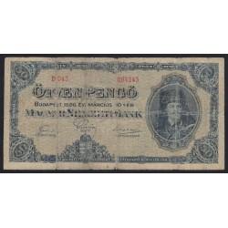 50 pengő 1926