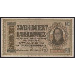 200 karbowanez 1942