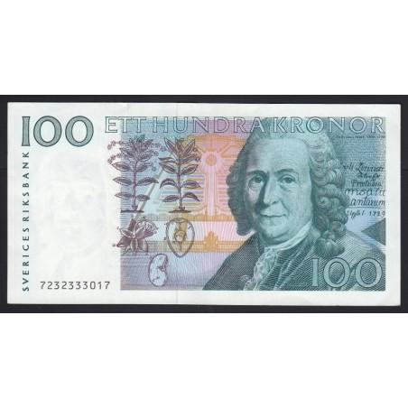 100 kronor 1992