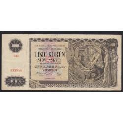 1000 korun 1940