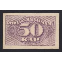 50 kapeikas 1920